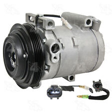 Four Seasons 58883 New Compressor And Clutch