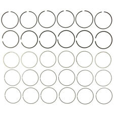 MAHLE Original Engine Piston Ring Set 41475CP; Moly-Faced Standard Fit