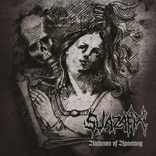 Swazafix-Anthem of Apostacy, 1991 (HOL), CD