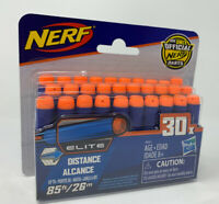 NERF N-Strike Elite Series Compatible 30-Dart Refill   85 feet Distance Official