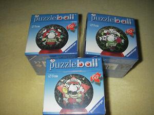 Sheepworld Mini -Puzzleball  von Ravensburger im 3 Stück Set