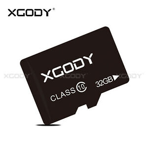 Neu Speicherkarten 32GB TF Card Class 10 Für Android Smartphone Dashcam Tablet