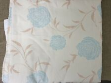 Pair Of Fully Lined Laura Ashley Floral Curtains