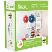 *New* BE PREPARED FOR BOY SCOUTS Eagle Cricut Cartridge Factory Sealed Free Ship
