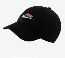 Nike Heritage86 BETRUE Cap Hat Pride LGBT+ Ltd Edition Rainbow logo Unisex