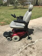 Jet 3 Electric Power Wheel Chair Wheelchair new batteries barely used