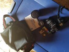 minolta 5000i with 3 lenses and case