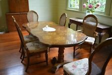 French Country Rectangular Dining Furniture Sets