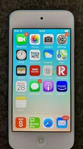 Apple iPod Touch 6th Generation (32GB) - Blue - Good Condition