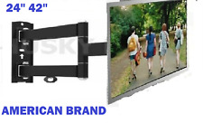 Full Motion TV Wall Mount Bracket 24 26 27 32 37 40 42 inch LED LCD