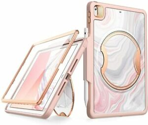 """Clayco Nebula For Apple iPad 10.2"""" Full Body Case with Screen Protector Cover US"""