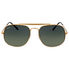 Ray Ban General Grey Gradient Square Sunglasses