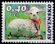 Slowakije postfris 2011 MNH 655 - Pasen / Eastern