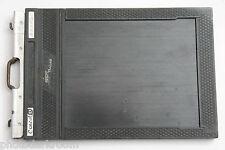 "Fidelity Deluxe Plastic Film Holder for 4x5"" Cut Sheet Film Format - USED H365"