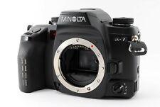 [AS IS] Minolta Alpha 7 α-7 Dynax 7 Maxxum 7 SLR Body Only From Japan #G758697