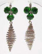 Glassteine Modeschmuckstücke aus gemischten Metallen für Damen