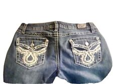Earl Jeans Embellished Stretch Bootcut Great For Pear Shapes Size 3 29x31