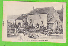 58 - MARIGNY L´EGLISE - Le Moulin BONIN, à COUROTTE sur la Cure (Belle Animation