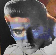 "Steve Kaufman     ""Elvis 1""       Serigraph      MAKE OFFER"