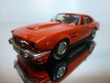 WESTERN MODELS WP 109 ASTON MARTIN V8 - RED 1:43 - EXCELLENT CONDITION - 9