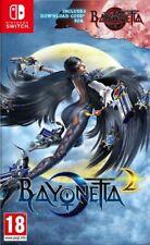 Juego Nintendo switch Bayonetta 2