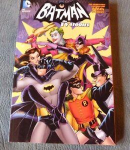 BATMAN:The TV Stories DC TPB BRAND VF/NM Robin Joker Batgirl Catwoman Penguin