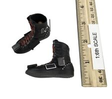 Hot Toys Back to the Future II Doc Brown Boots 1:6th Scale Accessory