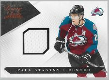 10/11 Luxury Suite Jersey Paul Stastny /599 18 Avalanche