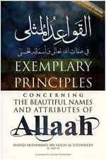 Ejemplar Principles Con Respecto A La Hermosa Nombres De Allah