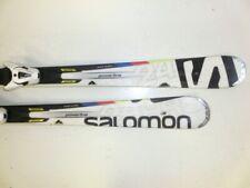 Ski Rocker Salomon 24 HRS MAX mit Bindung, (Z-Wert-12) 162cm (FF751)
