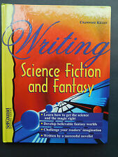 Writing SCIENCE FICTION and FANTASY by Crawford KILIAN FIRST edition hard cover