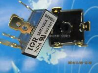 1PC Three-phase rectifier bridge stack 36MT160 36MT160A, gold foot 35A 1600V #