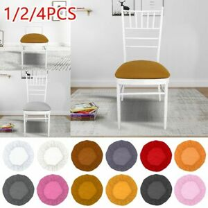 Removable Seat Chair Covers Washable Spandex Slipcover For Home Living Room