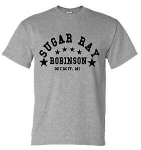 Sugar Ray Robinson Boxing Training Gym T-shirt