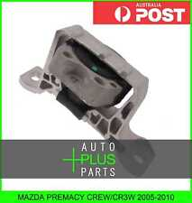 Fits MAZDA PREMACY CREW/CR3W 2005-2010 - Right Hand Rh Engine Mount Hydraulic