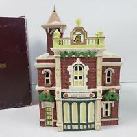 "Disney Parks Village Series ""Disneyland Fire Department"" #105 Heritage Dept 56"