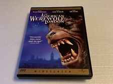 An American Werewolf in London Collector's Edition Widescreen (Dvd, 2001) Usa R1
