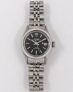 Pre-Owned Vintage Tudor Princess Oysterdate Automatic Ref. 92400 out of Estate!