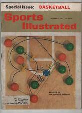 Sports Illustrated Mag Floyd Patterson December 11, 1961 061020nonr
