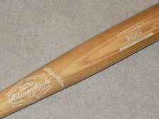 Leon Wagner Game Used Bat Cleveland Indians Angels Giants