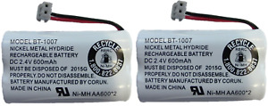 New! Genuine Uniden BBTY0651101 BT-1007 NiMH 600mAh DC 2.4V Rechargeable Battery
