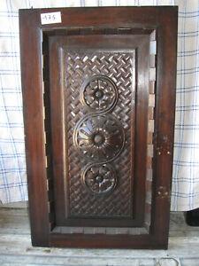 1 PORTE ANCIENNE EN BOIS--ANCIENT OLD DOOR--N°174