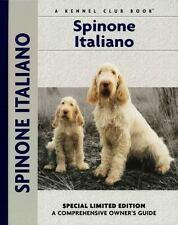 Spinone Italiano Hardcover Richard G. Beauchamp