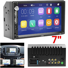 Bluetooth Car Radio Stereo 7 Inch Double 2DIN FM USB MP5 Player Touch Screen