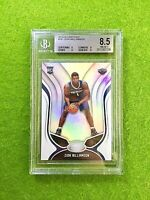 ZION WILLIAMSON PRIZM ROOKIE CARD GRADED 8.5 BGS 9 x3 PELICANS 2019-20 Certified