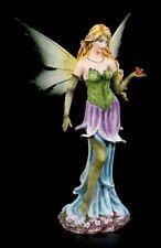 fées figurine - SAISON PRINTEMPS Juliana - Elfe Fée Déco Multicolore fantasie