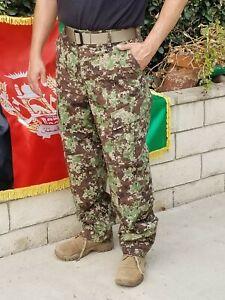 Afghanistan National Army Uniform Medium Regular M/R Pants New L@@K !!!