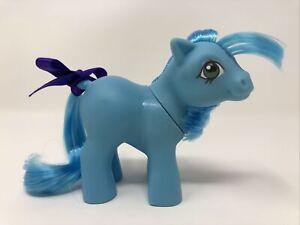 My Little Pony G1 Vintage MLP ~ BLUE BABY EMBER ~ Mail Order