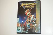 Adventures in Babysitting (DVD 1999) RARE 1987 ELISABETH SHUES 1ST STARRING ROLE