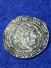 More details for edward 1v 1461-1485 groat london civitas tower mint mm crown and sun